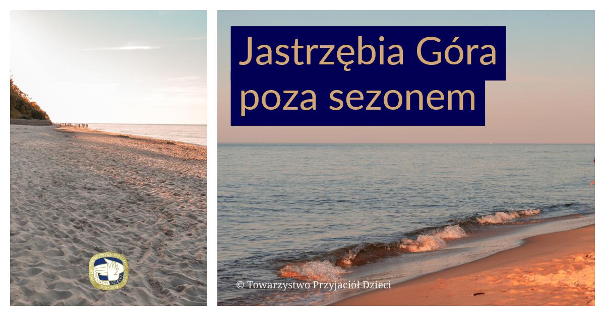 Jastrzebia Gora poza sezonem