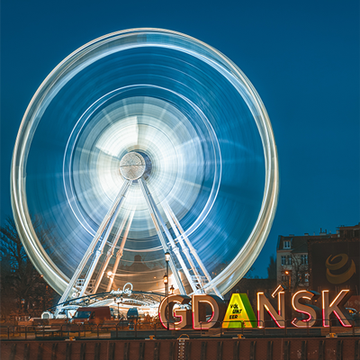 Jastrzębia Góra TPD • Wycieczki autokarowe do Gdańska